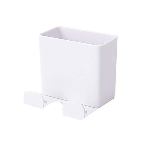 Vitihipsy scatola portaoggetti telecomandata porta cellulare a muro portaoggetti multimediale con gancio