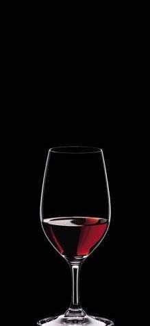 2 Stück Portwein Gläser von Riedel aus der VINUM Serie Riedel Vinum-serie
