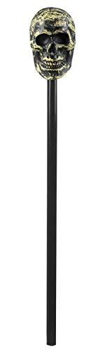 Boland 72188 Voodoo Stab 60 cm, Unisex– Erwachsene, schwarz,