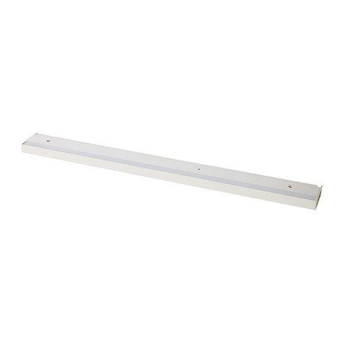Ikea UTRUSTA–LED Lavoro lastre Illuminazione, Bianco–80cm