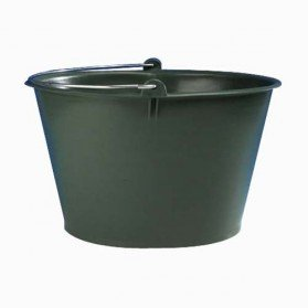 Seau vendange - anse métal - 15.5 L