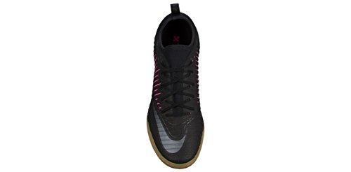 Nike Mercurialx Finale Ii Ic, Scarpe da Calcio Uomo Black (Nero / Nero-Rosa Blast-Gum marrone chiaro)