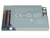 Sparepart: Apple AirPort Extreme Bluetooth Card Used, MSPA4505, A1127, 631-0151 , 631-015 (Used for iBook G4 & PowerMac