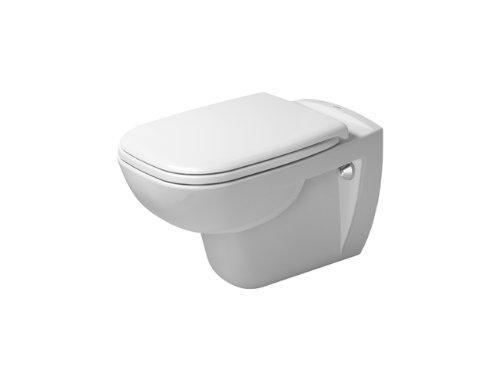 Duravit Wand-Tiefspül-WC D-Code 545 x 355 mm, weiss, 2535090000