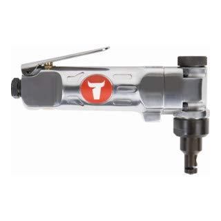 """STIER Blechknabber, BK-12, Länge 176 mm, incl. Stecknippel 1/4"""", Blechnibbler, zum Schneiden von flachen Materialien aus"""