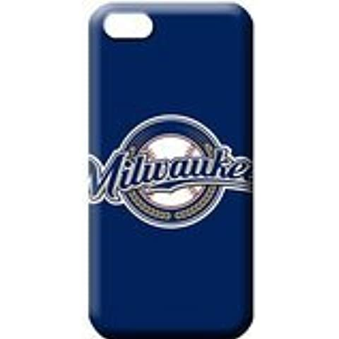 Bumper Mobile Phone Case Case Milwaukee Brewers Hd Cover iPhone 6 Plus/6s Plus K6Q9QQ