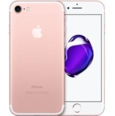 Apple - Iphone 7 128gb rose gold (desbloqueado)