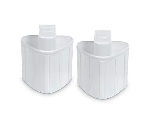 SEB, Moulinex, Krups, Tefal, Rowenta XD9070E0 Filterpatronen, Kunststoff