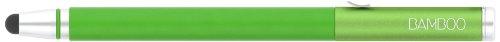 Wacom Bamboo Stylus solo CS-140E Eingabestift (für iPad, Smartphones & Tablet-PCs) grün (Stylus-grün)