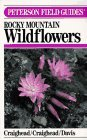 Front cover for the book Rocky Mountain Wildflowers by Roger Tory Peterson
