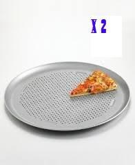 Calphalon Classic Bakeware 16-Inch Round Nonstick Pizza Pan by Calphalon (16 Pizza Pan)