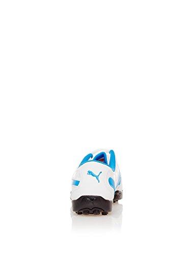 Puma Biofusion, Chaussures de running entrainement garçon blanc/bleu