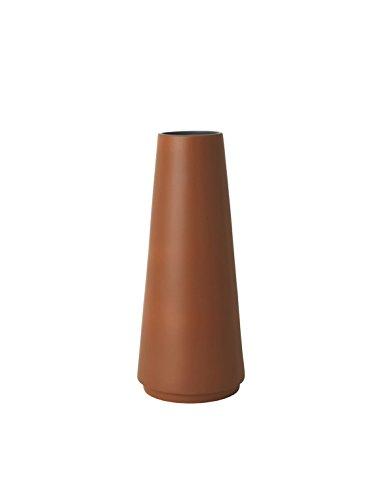 Ferm Living Vase Double Terre Cuite Hauteur 48 cm
