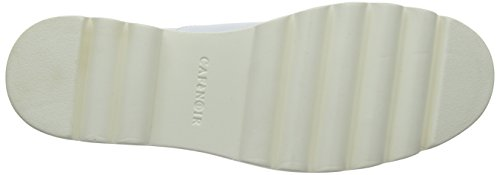 CAFèNOIR Damen Kea111 Hohe Sneaker Bianco (Bianco)