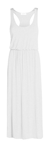 Kleid Womens Toga (Janisramone Frauen Blätterteig Kugel Toga Maxi Weste)