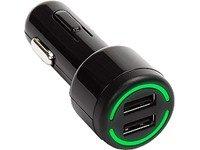 Akku Ladegerät GRIFFIN KFZ-Ladegerät 2x USB PowerJolt Dual Universal -