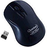 Quantum QHM262W Wireless Mouse Nano USB 2.4 Ghz