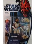 Jedi Master Plo Koon Cold Weather Gear CW06 Star Wars - The Clone Wars von Hasbro