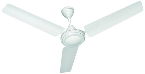Havells Velocity 1200mm Ceiling Fan (White)  available at amazon for Rs.1865