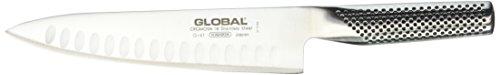 Cuchillo Cocina Alveolado 20 cm Global G-61
