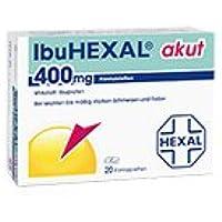 IbuHEXAL akut 400mg Spar-Set 5x20Tabletten zur Behandlung von leichten bis mäßigen Schmerzen (Kopfschmerzen, Gliederschmerzen... preisvergleich bei billige-tabletten.eu