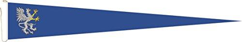 Haute Qualité pour U24 Long Fanion Drapeau Rodalben 250 x 40 cm