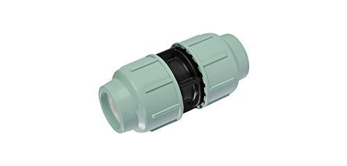 Raccord de tuyau Raccord en polypropylène PE 20,25,32,40,50,63mm 10BAR connecteur angle d'irrigation 25 mm x 25 mm