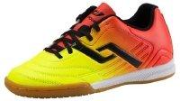 Pro Touch Unisex-Kinder Classic II IN Jr. Fußballschuhe, (Orange/Gelb/Schwarz 000), 38 EU