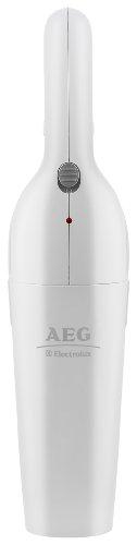 AEG Junior 2.0 Akkusauger (drei starke Akkus, 3,6V, 9 min starke Leistung, Energieklasse A) weiß