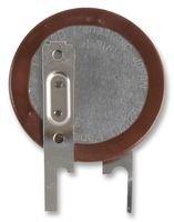 Panasonic composants électroniques VL 2020–1 Vce Batterie Lithium Rechargeable, Vanadium 20 mAh phosphorique, V, 3 broches Pcb 2020, 20 Mm