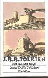 Der Herr der Ringe. Mit den Anhängen (Hobbit Presse): Der Herr der Ringe Bd.1: Die Gefährten (übersetzt von Margaret Carroux) - John R. R. Tolkien
