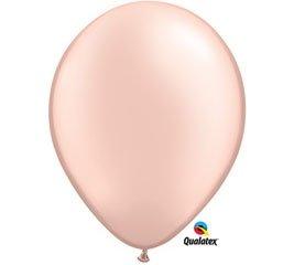 Mayflower 6529 5-Zoll-Perle Peach Latex Balloon Packung mit 100 St-ck