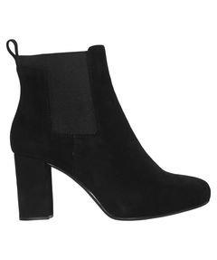 Unisa Damen Noto_ks Chelsea Boots Schwarz