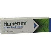 Hametum Hämorrhoidensalbe, 50 g