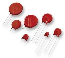 LITTELFUSE V56ZA3P TVS Varistor, MOV, ZA Series, 35 V, 45 V, 110 V, Disc 10mm, Metal Oxide Varistor (MOV) (5 pieces) Test