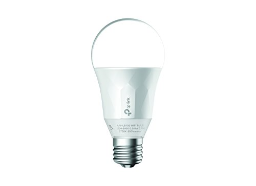tp-link-smart-led-wi-fi-e27-light-bulb-lb100-7-w-works-with-amazon-alexa-dimmable-light-no-hub-requi