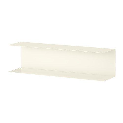 IKEA Botkyrka – Wandregal, weiß – 80×20 cm