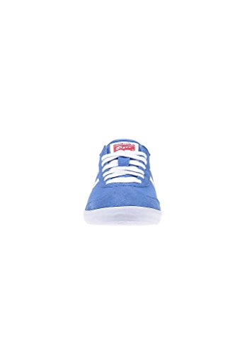 Onitsuka Tiger  Mexico 66,  Unisex-Erwachsene Sneakers stonewashed blue (D3A8N-5601)