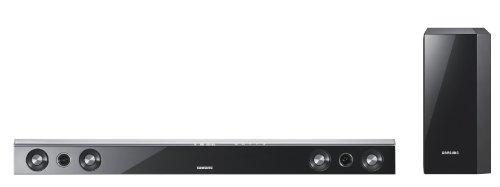 Samsung HW-C450 2.1 Soundbar Heimkinosystem (280 Watt) schwarz (System Samsung Theater Home)