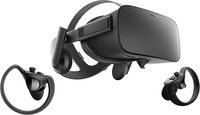 Oculus Rift Virtual Reality Headset + Touch Motion Controller (P, 301-00095-01