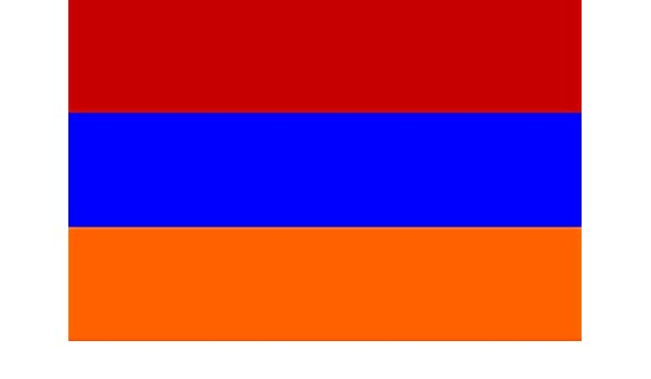 ARMENISCHE Fahne 90 x 150 cm AZ FLAG Flagge ARMENIEN 150x90cm flaggen Top...
