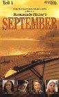Preisvergleich Produktbild September 1 - Rosamunde Pilcher [VHS]