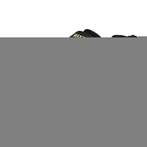 MAYZERO Unisex-Kinder Sneakers Laufen Schuhe Sportschuhe Sneakers Jungen Mädchen Low-Top Sneakers (28 EU, Grün#1)