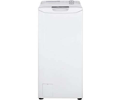CANDY CST G384D-S, 8 kg Waschmaschine, Toplader, 1400 U/Min., A+++, Weiß