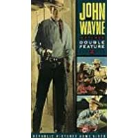 John Wayne Double Feature: The Lonely Trail & Three Texas Steers