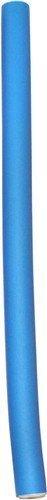 HairTools - Bigoudi Recourbé Bleu Long 240mm x 14mm