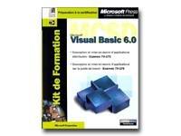 Kit de Formation Microsoft Visual Basic 6.0 MCSD : Examens 70-176 et 70-175