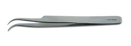 Zeckenpinzette 11,5 cm Zecken-Zange aus rostfreiem Edelstahl