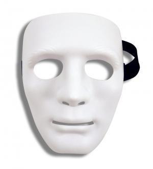 alloween-Maske, Schutzmaske, mit Fantasy-Scary Geister Grusel Mask UNISEX, Maske Clown Kostüm Halloween Kostüm Clown Robot Deluxe Mask Maske weiß Karneval/Party (Halloween-kostüme Scary Clown Maske)