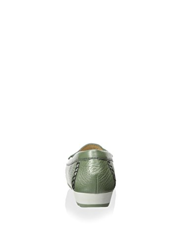 Geox, Scarpe stringate uomo Verde (Verde)